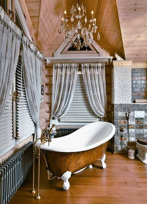 brown-clawfoot-tub