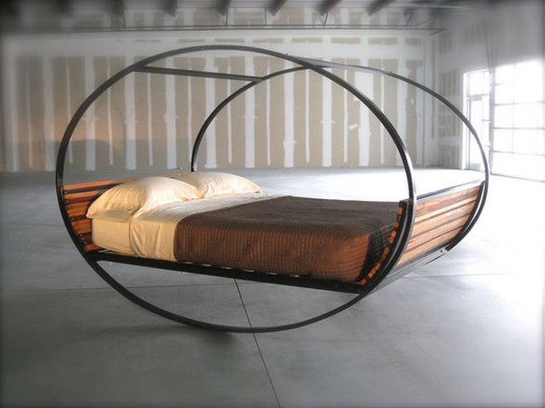 Mood Rocking Bed at Freshome